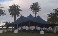 10.5m x 20m Stretch tent for sale