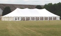 40Ft x 120Ft TopTec Marquee for sale