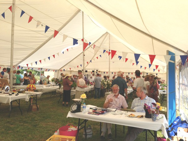 40Ft wide Top Tec Marquee for sale