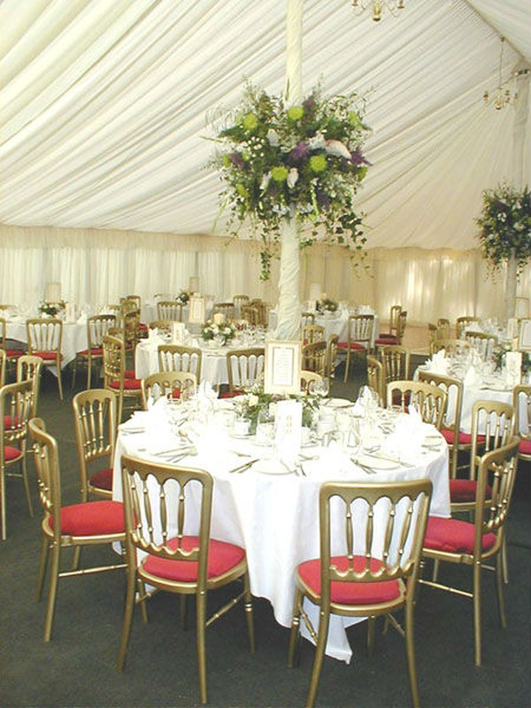 40Ft x 80Ft Marquee lining