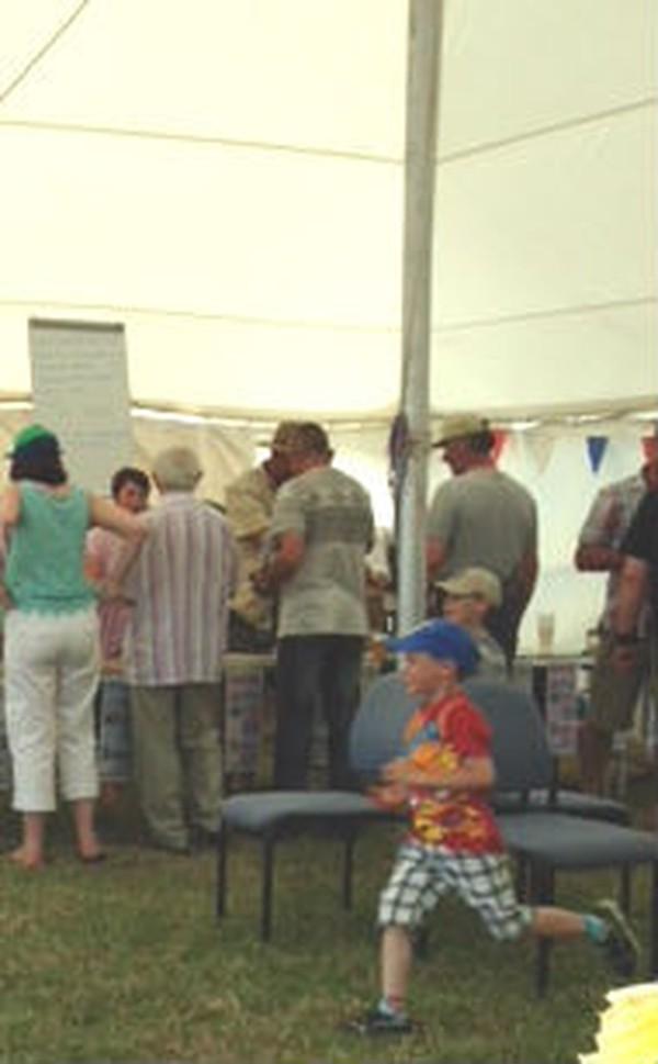 Secondhand Top Tec Tent
