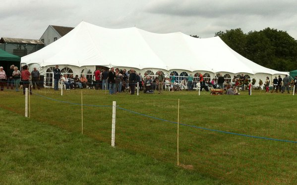 Toptec 40Ft Marquee for sale