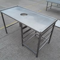 Waste table for sale