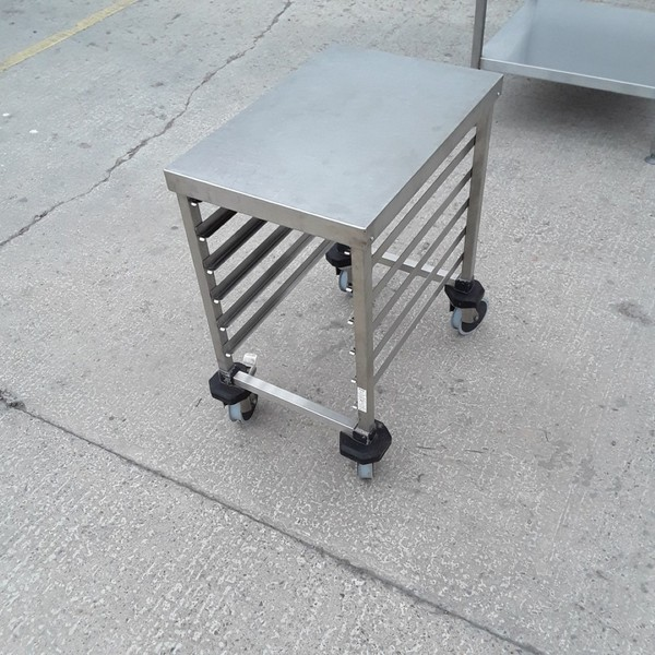 Gastro stand trolley for sale