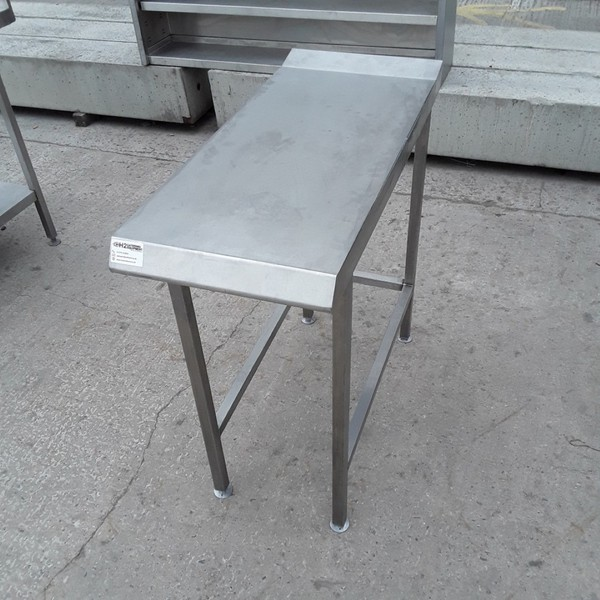Steel table stand