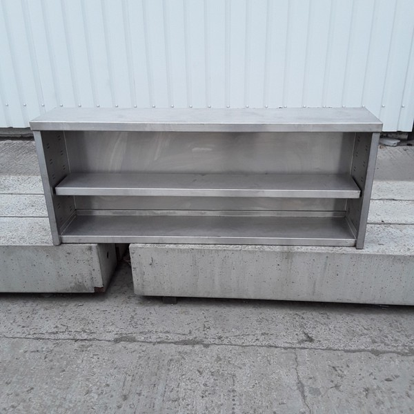Steel wall cabinet