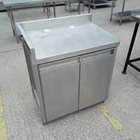 Steel table cabinet for sale