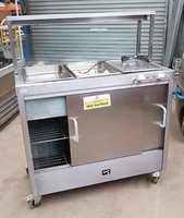 Caterlux Hot Display / Carvery Display