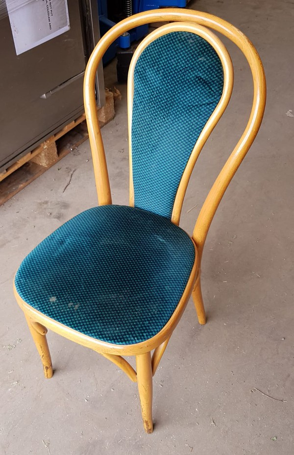 64x Bistro Cafe Chairs
