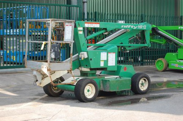 2 man Hydraulic Cherry Picker