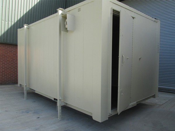 Jackleg Anti Vandal Drying Room/Toilet (No Windows)