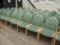 130x Stacking Conference Chairs (CODE DC 849)