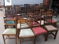 40's Style Chairs