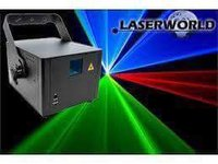 Brand New Laserworld PRO-1600RGB Showlaser