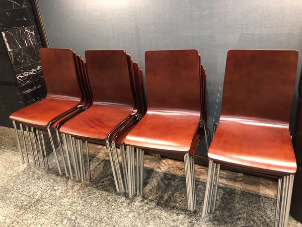 Square backed chairs for sale