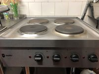 Electric hob for sale