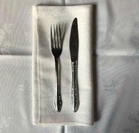 Crusader pattern cutlery