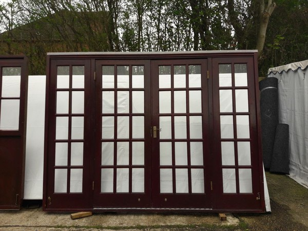 3m bay wooden doors for sale