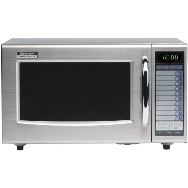 1000w Microwave Sharp R-21ATP