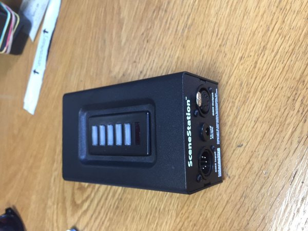 DMX lighting control for sale
