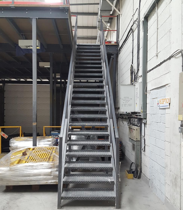 Steel floor for sale