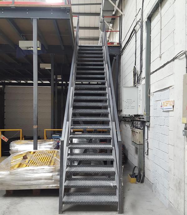 Steel floor for sale