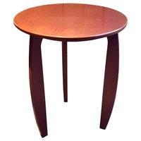 Harrington round bedroom table