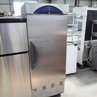 Used Williams Stainless Steel Single Door Upright Fridge (6766)