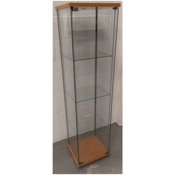Tall Glass Display Cabinet (Product Code MF2888)