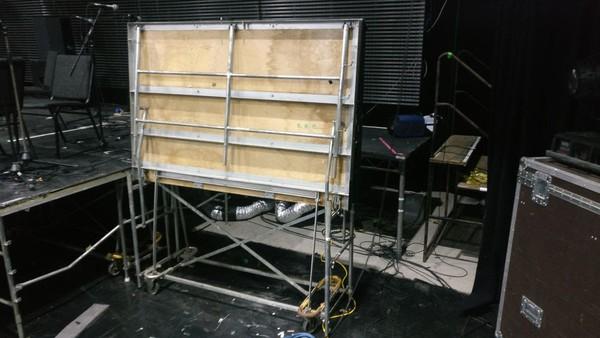 6x Folding Stage 6' x 10'