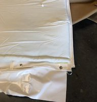 Insulated acoustic marquee lining