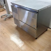 Used Hoshizaki FM-120EE Stainless Steel Large Ice Flaker Maker Machine	(6786)