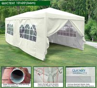 Quictent 3m x 6m light weight frame tents
