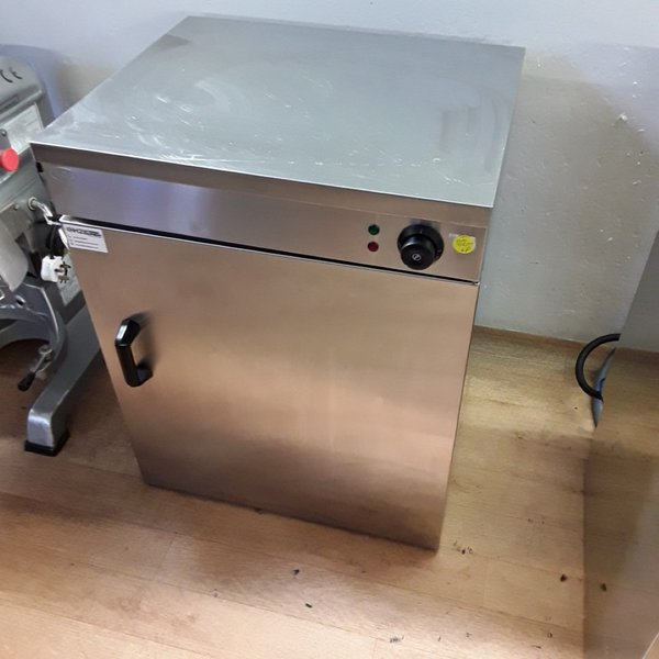 Ex Demo Ace  Stainless Steel Table Top Heated Hot Cupboard (6794)