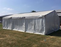 9m x 6m Aluminium Framed Tent