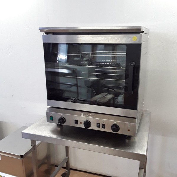 Used Burco BC 1/1 Stainless Steel Table Top Oven Cooker (6797)