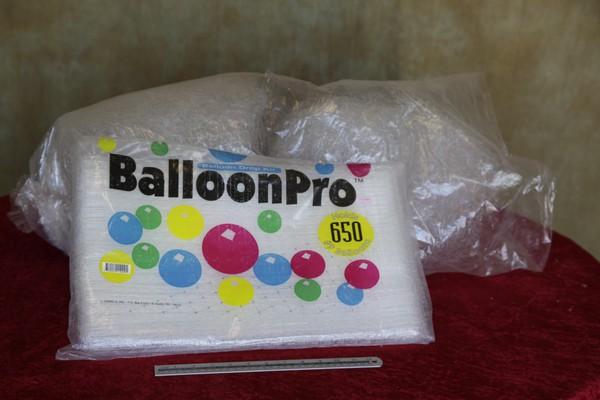 """Ballooon Pro - Balloon drop kit for 650 9"""" balloons"""