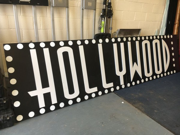 Holly Wood Sign for sale