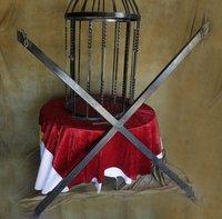 Cage and Crux decussata