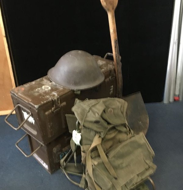 War Props for Sale