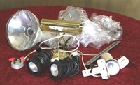 Marquee lighting equipment