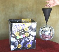 Table top mirror ball
