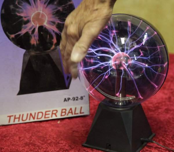Electric Lightning Ball