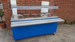 Heated gantry trolley for sale