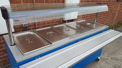 Moffat Carvery counter for sale