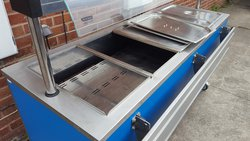 Secondhand carvery counter for sale