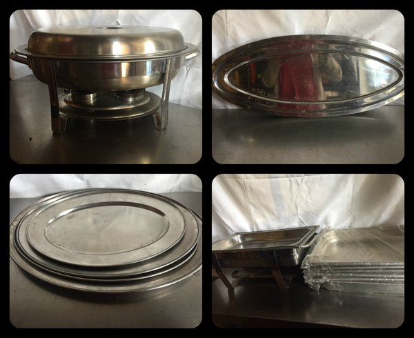 Stainless steel catering equipment for sale
