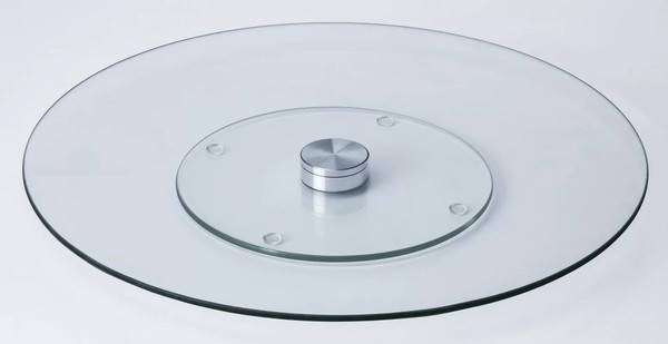 Lazy Susan Glass