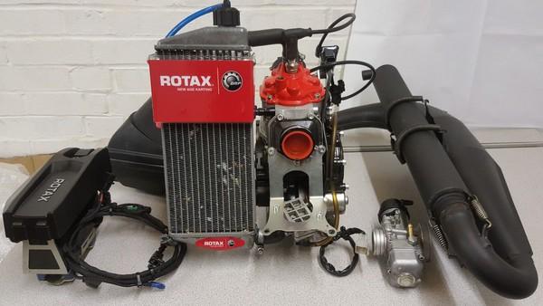 Rotax 2017 Evo Senior Engine and Full Set Up