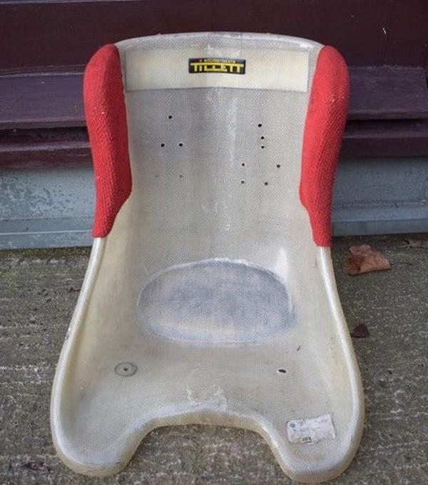 Tillett Seat Small Rotax Max, Vortex, Honda, Gillard, Intrepid, Kosmic, Tony Kart